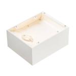 SLV SHELL 15 WL, LED Indoor Wandaufbauleuchte, 3000K, weiß
