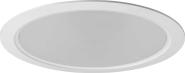 Concord 185mm Ring weiss + Schwebeglas matt Leuchte Concord - 1 Stück