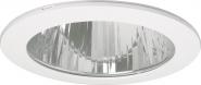 Concord LED 150 TC-TEL 1x32W EVG 1-10V Axial facettiert weiss Leuchte Concord - 1 Stück
