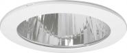 Concord 185mm Ring weiss + Scheibe schlagfest IP54 Leuchte Concord - 1 Stück