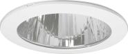 Concord 215mm Ring weiss + Schwebeglas matt Leuchte Concord - 1 Stück