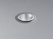 Concord Myriad Ring chrom satin + Glasscheibe klar Leuchte Concord - 1 Stück