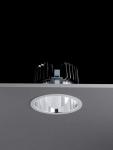 Concord Ascent 150 LED rund 35W 830 Refl. Alu 1-10V Leuchte Concord - 1 Stück
