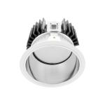 Sylvania Ascent 150 LED rund 25W 830 Refl. Alu DALI - EEK: A++, A+, A