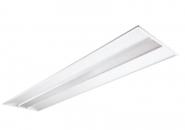 Concord Officelyte Concave LP 1200x300 T5 2x28W DALI Einzelbatterie 3h Leuchte Concord - 1 Stück