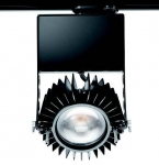 Concord LyteLab LED 45W 830 DALI schwarz Leuchte Concord - 1 Stück