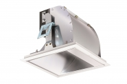Concord Ascent 150 LED quadrat. Wandfluter 22W 830 Refl. Alu Leuchte Concord - 1 Stück