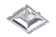Concord Myriad quadrat. LED 15W 830 25° Refl. silber Gehäuse Leuchte Concord - 1 Stück