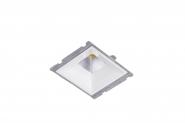 Concord Myriad quadrat. LED 15W 830 25° DALI Refl. weiss Gehäuse Einzelbatterie 3h Leuchte Concord - 1 Stück