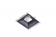 Concord Myriad quadrat. LED 15W 830 25° Refl. schwarz Gehäuse Leuchte Concord - 1 Stück
