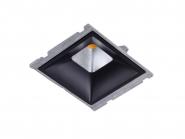 Concord Myriad quadrat. LED 15W 827 48° CDim Refl. schwarz Gehäuse Leuchte Concord - 1 Stück