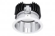 Concord Ascent 150 LED II rund 28W 3400lm 840 Refl. Alu Leuchte Concord - 1 Stück