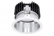 Concord Ascent 150 LED II rund UGR19 22W 2100lm 830 Refl. Alu Dali Leuchte Concord - 1 Stück