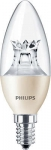 Philips Master LEDcandle DT 4-25W E14 B38 CL - A+