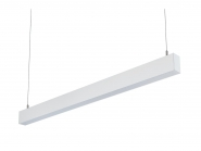 Concord Mini Continuum LED II Kit dir randlos 2,4m opal 55W 4278lm 840 DALI 3h weiß Leuchte Concord - 1 Stück