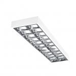 Kanlux NOTUS 4LED 236 NT Rasterdeckenleuchte für LED Röhren