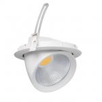 Kanlux HIMA MCOB 30W-NW-W MCOB LED Downlight