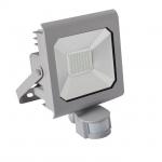Kanlux ANTRA LED50W-NW-SE GR LED Flutlichtstrahler mit Bewegungsmelder