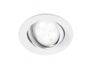 Lumiance Inset Trend Swing GU10 CDim weiss +LM LED 6W 840 36° Leuchte Lumiance - 1 Stück EEK: A+