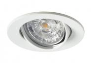 Lumiance Inset Trend Swing GU10 CDim weiss +LM LED 5,5W 830 40° Leuchte Lumiance - 1 Stück EEK: A+