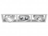 Lumiance Expospot HIT-CE 3x20W bis 70W G12 silber Leuchte Lumiance - 1 Stück