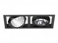 Lumiance Expospot HIT-CE 2x20W bis 70W G12 schwarz Leuchte Lumiance - 1 Stück