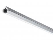 Lumiance LumiStrip Alu-Profil L opal 2m, inkl. Endkappen und Halteklammern Leuchte Lumiance - 1 Stück