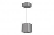 Lumiance InVerto Pendel LED 16/19W 1617/2045lm 840 40° externer Treiber 1-10V silber Leuchte Lumiance - 1 Stück