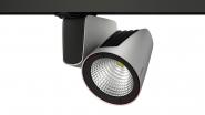 Lumiance Optimo Large LED 36W 840 LS3 36° schwarz-silber Leuchte Lumiance - 1 Stück