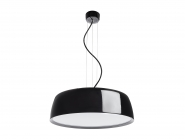 Lumiance Nephos 600 LED 2 24W 2.127lm 840 DALI Hochglanz schwarz Leuchte Lumiance - 1 Stück