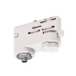 SLV 3PHASEN-ADAPTER für S-TRACK Hochvolt 3Phasen-Aufbauschiene, verkehrsweiß