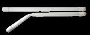mlight LED-Röhre Splitterschutz, 24W, 230V, G13, 3000K, 270°, 2500lm, 30000h, A+, nicht dimmbar