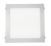 mlight LED-Panel 300x300, 12W, 230V, 3000K, 120°, 970lm, 50000h, A+, nicht dimmbar, Farbe, weiss