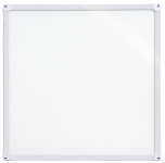 mlight LED-Anbau Panel EASYFIX  622x622, 40W, 230V, 4000K, 120°, 4400lm, 40000h, A+, nicht dimmbar, Farbe, weiss