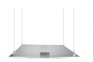 mlight LED-Panel Seilabhängung, Farbe, silber