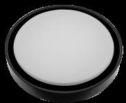 mlight LED-Deckenleuchte RIKA round IP65,15W,230V,3000K,120°,1000lm,25000h,A+,nicht dimmbar,Farbe,anthrazit