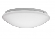 mlight LED-Deckenleuchte round , 22W, 230V, 3000K, 120°, 1760lm, 40000h, A+, nicht dimmbar, Farbe, weiss