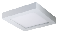 mlight LED Ein-/Unterbaupanel 6W/3000K, dimmbar