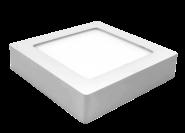 mlight LED Ein-/Unterbaupanel 11W/3000K, dimmbar / Treiber intern