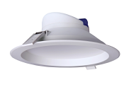 mlight LED-Downlight IP44, 25W, 230V, 4000K, 90°, 2350lm, 30000h, A+, nicht dimmbar, Farbe, weiss