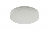 mlight LED-Deckenleuchte VALUNA IP 44 round, 24W, 230V, 3000K, 120°, 1900lm, 30000h, A+, nicht dimmbar, Farbe, weiss
