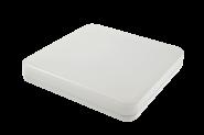 m-light LED-Deckenleuchte VALUNA IP 44 square,24W,230V,4000K,120°,2050lm,30000h,A+,nicht dimmbar,Farbe,weiss