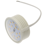 mlight LED-Flat-Modul, 5W, 230V, 4000K, 110°, 370lm, 20000h, A+, dimmbar, Farbe, weiss