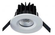 Mlight LED-Einbauspot IP65 II ohne Abdeckung,8W,230V,4000K,36°,720lm,50000h,A+,nicht dimmbar,Farbe,