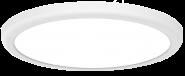 Mlight LED-Einbaupanel Rainbow 50000h  / Treiber intern / Leistung und Farbtemperatur3000K/4000K/6000K einstellbar 18W bis 25W  es wird ein Dekoring in Crom Matt mitgeliefert ohne Ring sind diese weiß