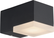 Mlight LED-Außenwandleuchte ENRICO