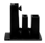 Mlight 3 Phasen-Endkappe,schwarz