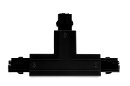 mlight 3 Phasen-T-Verbinder links, schwarz