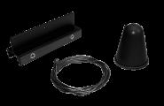 Mlight 3 Phasen-Seilabhängung 2000mm,schwarz
