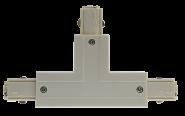 mlight 3 Phasen-T-Verbinder, Farbe, weiss